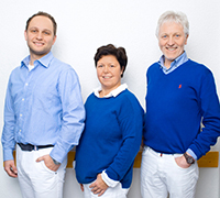 Heinrich Macke, Ute Melches, Stephan Macke